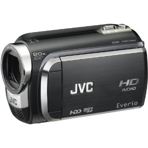 JVC Everio GZ-HD300 60GB High-Def Camcorder