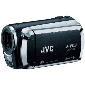 JVC Everio GZ-HM200 Dual SD High-Def Camcorder
