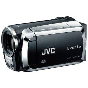 JVC Home JVC Everio MS130 16GB Dual Flash Camcorder