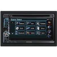 Kenwood DDX514 6.1 In-Dash Monitor with USB/iPod Direct Control/DVD Receiver