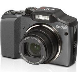 Kodak Easyshare Z915 10MP Digital Camera with 10x Optical IS Zoom (Black)