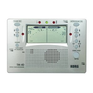 Korg TM-40 Digital Tuner / Metronome