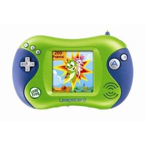 LeapFrog Leapster2 Handheld System  (Green)