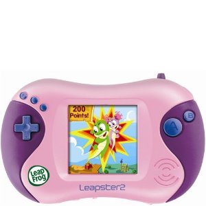 LeapFrog Leapster2 Learning System (Pink)
