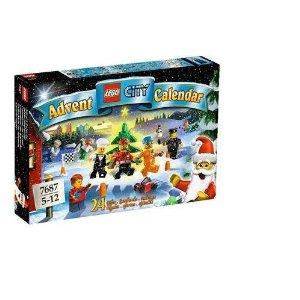 Lego City Advent Calendar 7687 Gosale Price Comparison Results