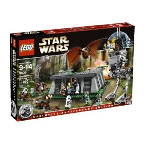 LEGO Star Wars The Battle of Endor (8038)
