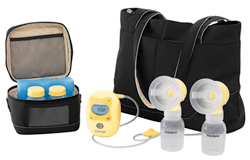 Medela Freestyle Breast Pump with Tote Bag