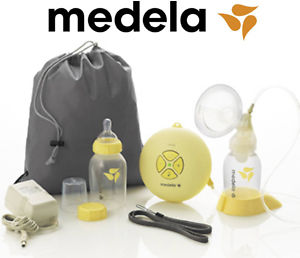 Medela Swing Breast Pump (2-Phase Expression, BPA-Free)