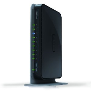 Netgear Rangemax WNDR3700 Dual Band Wireless-N Gigabit Router