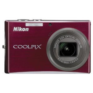 Nikon Coolpix S710 14.5MP Digital Camera with 3.6x Wide Angle Optical Vibration Reduction
