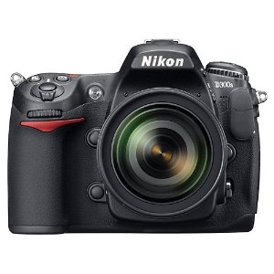 Nikon D300s 12MP CMOS Digital SLR Camera (Body)