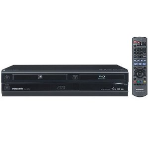 Panasonic DMP-BD70V Blu-ray Disc/VHS Combo Player