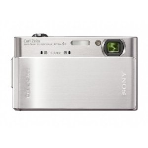 Sony Cyber-shot DSC-T900 12.1 MP Digital Camera with 4x Optical Zoom and Super Steady Shot Image Stabilization