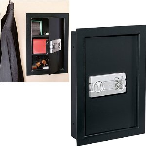 Stack - On® Between Studs Wall Safe