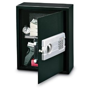 Stack - On® Drawer / Wall Electronic Safe