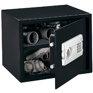 Stack-On Large Personal Safe w/Electronic Lock