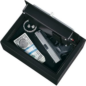 Stack-on Pistol Drawer Safe w/Electronic Lock