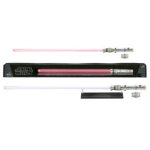 Star Wars Force FX Lightsaber (Darth Maul) (Hasbro Signature Collectible)