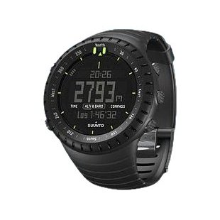 Suunto Core Wristtop Computer Watch SS014279010 (All Black)
