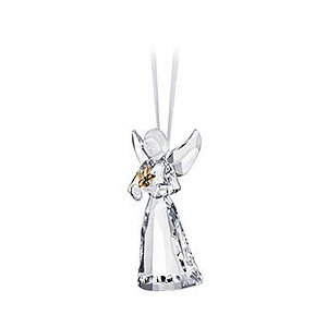 Swarovski 2009 Annual Crystal Christmas Ornament (Angel)