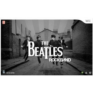 Beatles: Rock Band Limited Edition Premium Bundle [Wii]