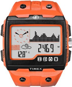 Timex Expedition WS4 Watch (Orange) # T49761