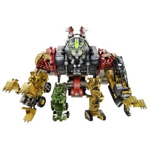 Transformers Constructicon Devastator Action Figure