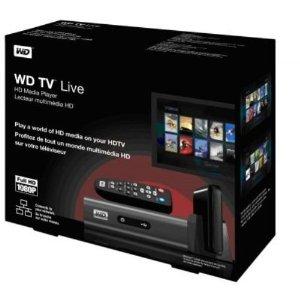 Western Digital WD TV Live HD Media Player WDBAAN0000NBK-NESN