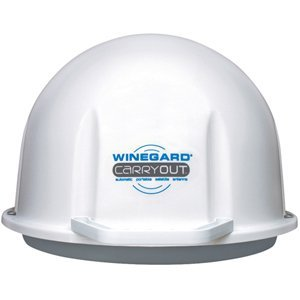 Winegard GM-1518 Carryout Automatic Portable Satellite TV Antenna