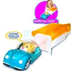 Zhu Zhu Pets Add On Garage