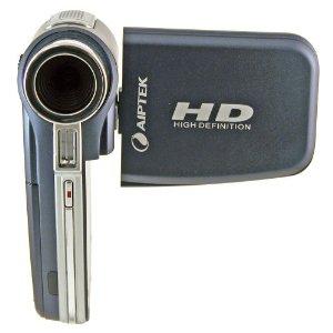 Aiptek A-HD 720P 8MP CMOS HD Camcorder (Silver)