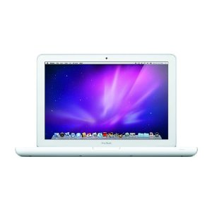 Apple MacBook MC207LL/A 13.3 Notebook (2.26GHz, 250GB HD, 2GB RAM, LED Glossy Widescreen)
