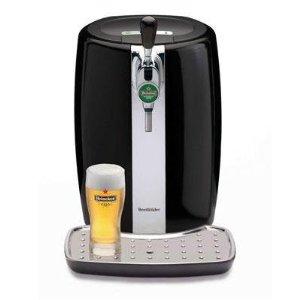 BeerTender T-Fal Home Beer-Tap System (#VB2158001)
