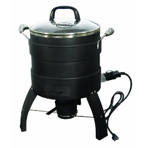 Butterball Oil-Free Electric Outdoor Turkey Fryer and Roaster by Masterbuilt (20100809)
