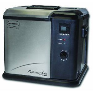 Butterball Professional Series Electric Indoor Turkey Fryer By Masterbuilt (20010109)