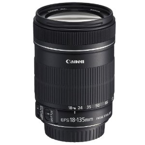 Canon EF-S 18-135mm f/3.5-5.6 IS UD Standard Zoom Lens for Canon Digital SLR Cameras (3558B002)