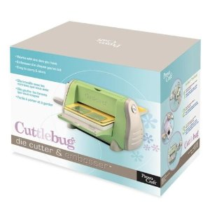 Cuttlebug Die-Cutter and Embosser by Provo Craft (37-1051)