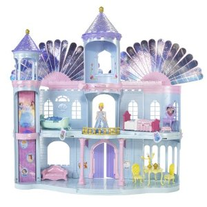 Disney Princess Favorite Moments Castle