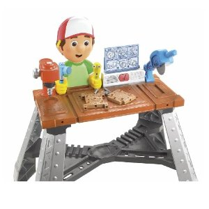 Fisher Price Manny's Repair Shop Playset