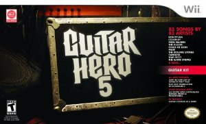 Guitar Hero 5 Guitar Kit Bundle [Wii]