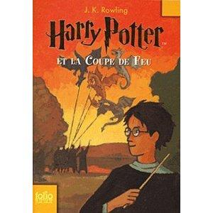 Harry Potter Et La Coupe De Feu / Harry Potter and the Goblet of Fire (French Edition)