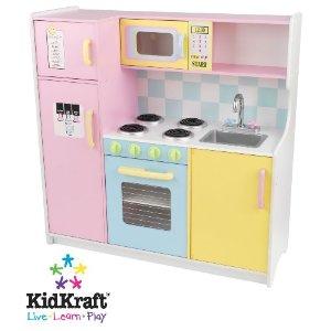 Compare prices on kitchen playsets gosale kidkraft large pastel kitchen workwithnaturefo