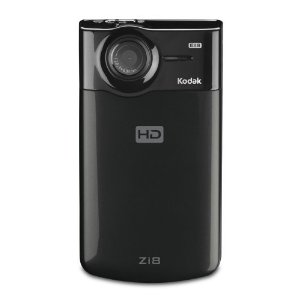 Kodak Zi8 HD Pocket Video Camera (Black)
