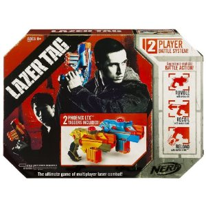 Lazertag 2-Player Battle System 2PK