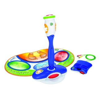LeapFrog Zippity Learning System: Dance, Jump, Play, and Learn!