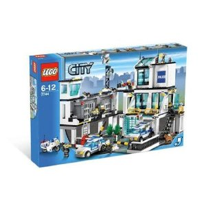 LEGO City Police Headquarters (7744)