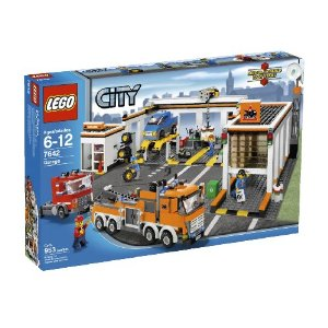 LEGO City Road Rescue Garage (7642)