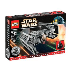 LEGO Star Wars Darth Vader's TIE Fighter (Anniversary Edition) (8017)