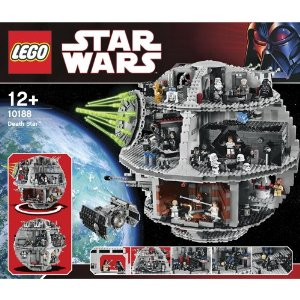Lego Star Wars: Death Star (10188)