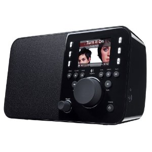 Logitech Squeezebox Radio All-in-One WiFi Network Media Player